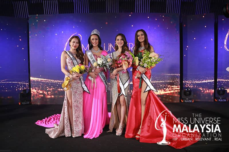 Miss Universe Malaysia 2020 e-Gala