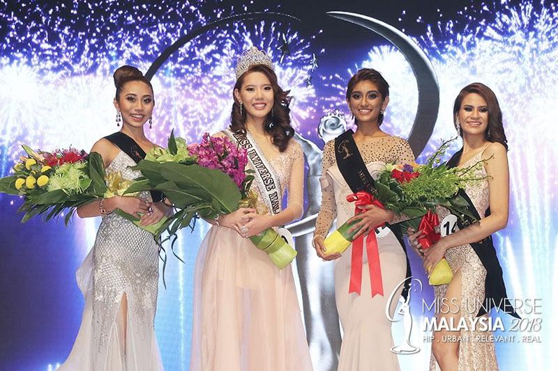 Miss Universe Malaysia 2018 Gala Night