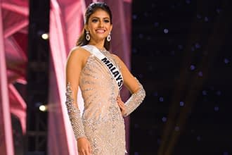 Kiran Jassal's Journey at the 65th Miss Universe Competition in Manila, Philippines