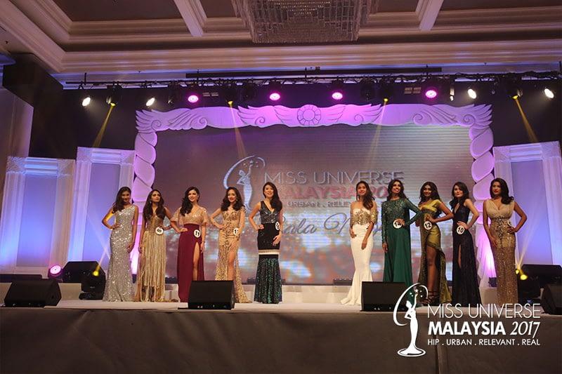Miss Universe Malaysia 2017 Gala Night